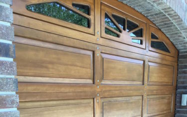 Garage Door Refinishing in Cambria - Why Is This Such a Worthwhile Project?