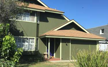 New Siding, Trim, and Beautiful Exterior Paint for This Los Osos Home
