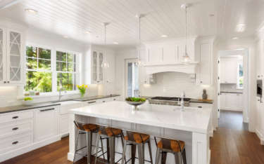Popular Kitchen Cabinet Colors of 2017