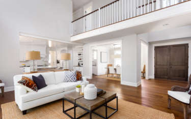 Choosing Colors for Your Wintertime Interior Painting Project