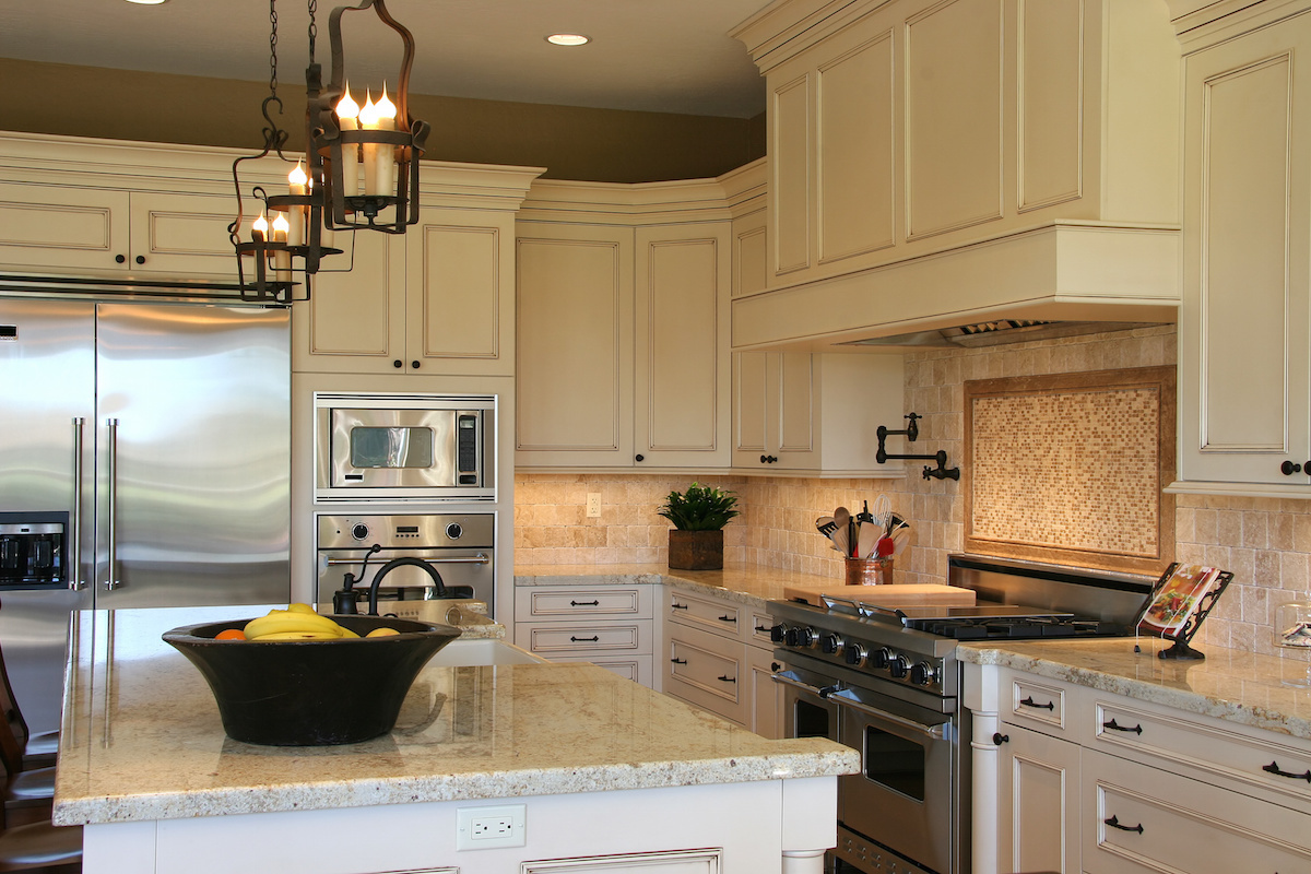 5 ways to update your kitchen with zero demolition for Updated kitchen remodels