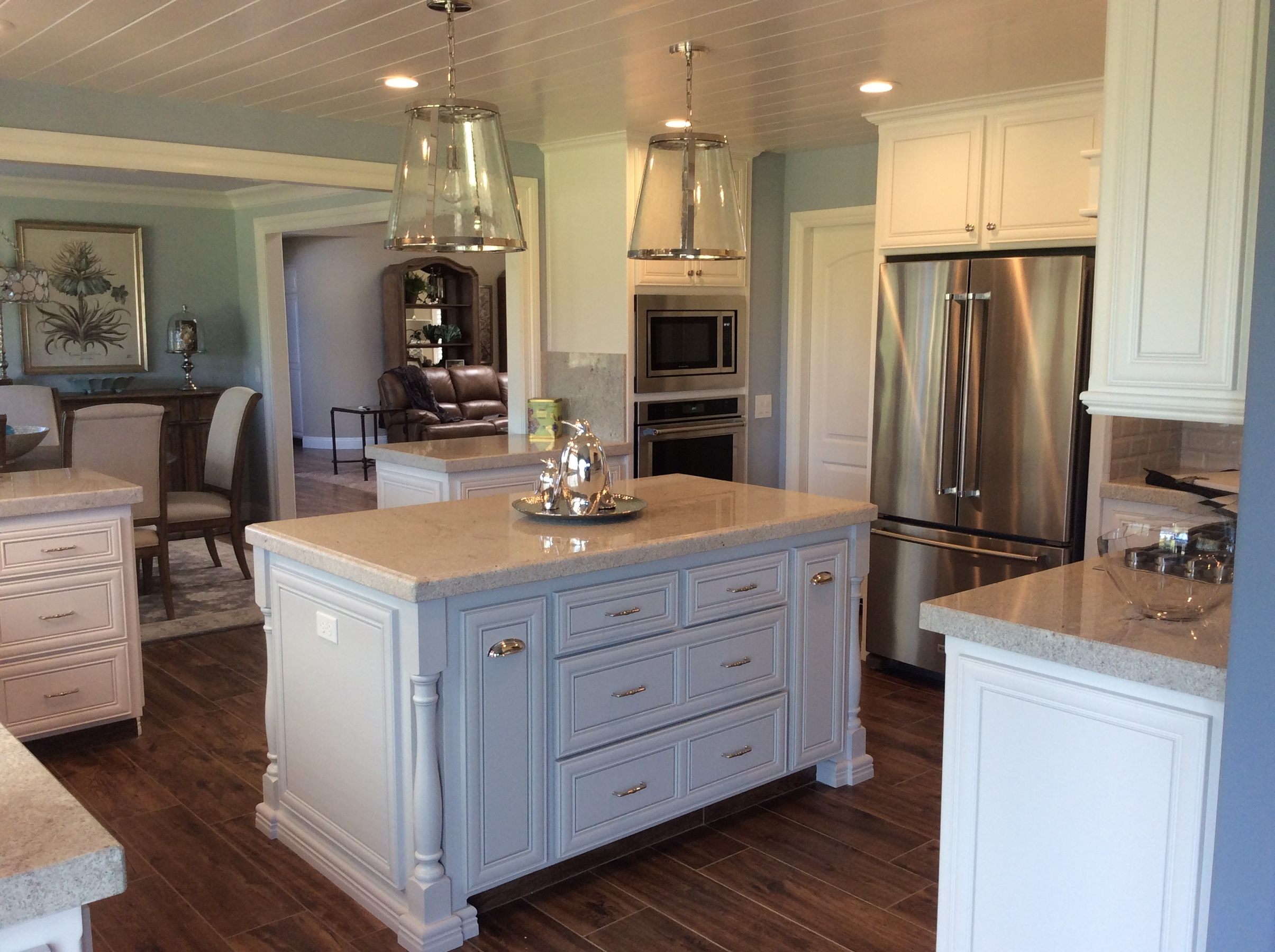 Complete Interior Painting in Nipomo - And Don't Miss These Cabinets!