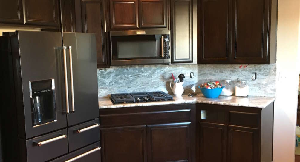Cabinet Painting Refinishing San Luis Obispo County 4