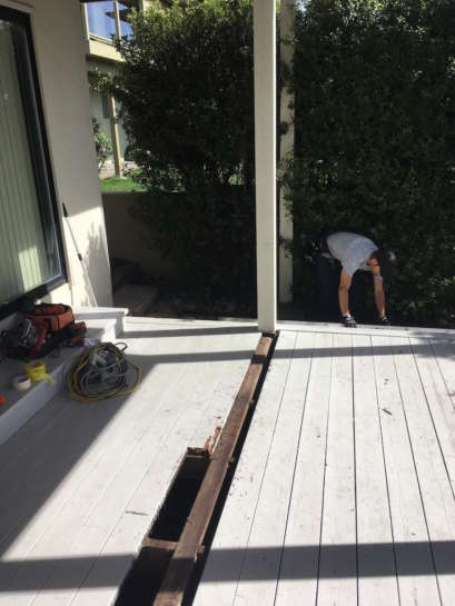 Central Coast Deck Design Construction 4