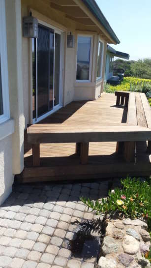Central Coast Deck Design Construction 6