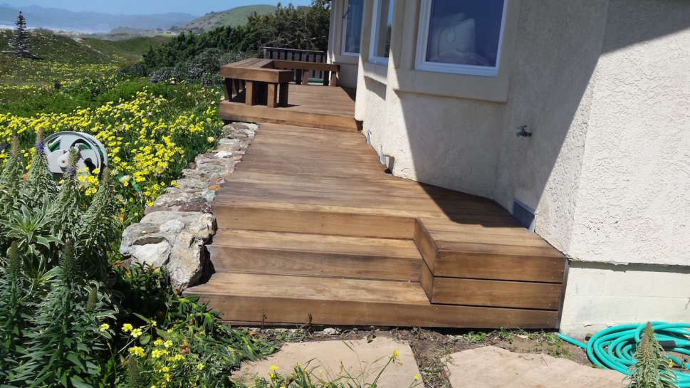 Central Coast Deck Design Construction 7