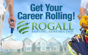 Build Your Career with Rogall Painting & Construction - Now Is the Perfect Time!