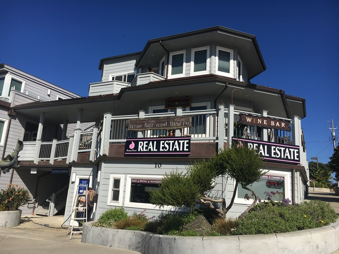 Boosting the Appearance of a Commercial Building in Cayucos
