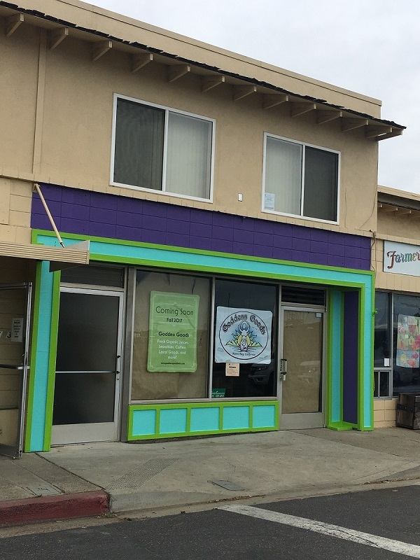 Bringing Color to a Commercial Storefront in Morro Bay
