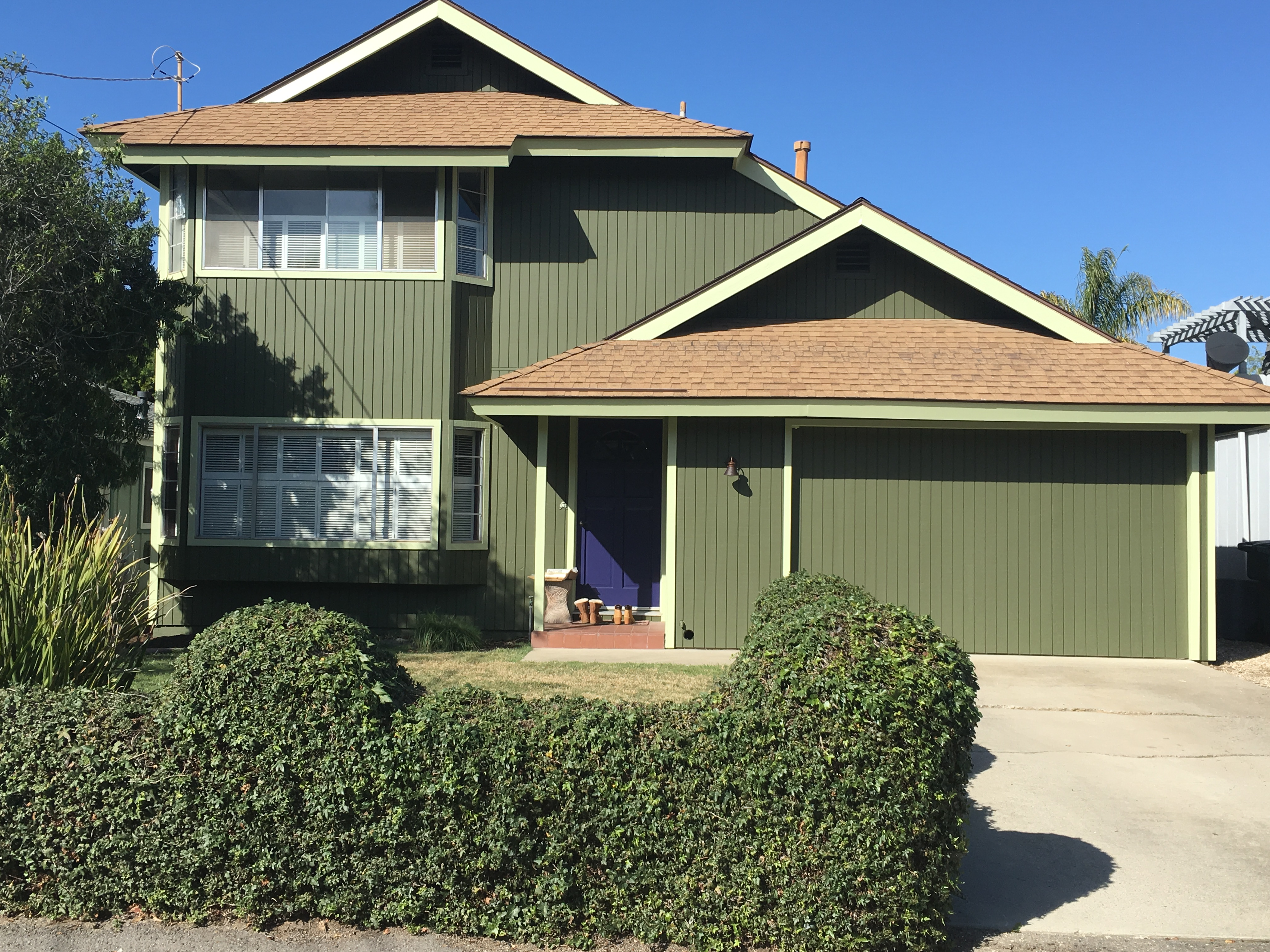 exterior painting in los osos, CA